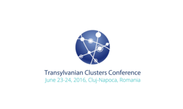 Transylvanian Clusters Conference - Open Innovation, 2016
