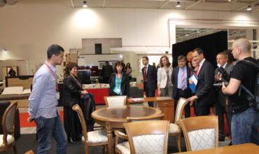 CMT a participat la cea mai prestigioasă expoziție a industriei de mobilă din Bulgaria