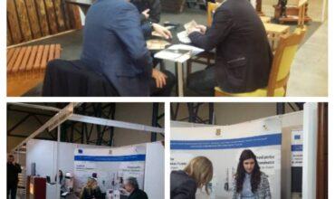 Cluster Mobilier Transilvan în demersul de promovare a firmelor membre a participat la târgul expoDesignwood