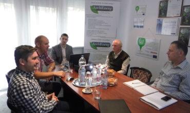 Internaționalizarea Cluster Mobilier Transilvan